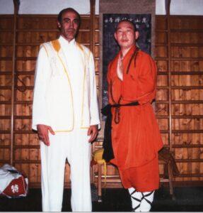 Il viaggio in India e il Gong Fu