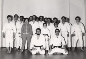 Gli inizi: il Judo