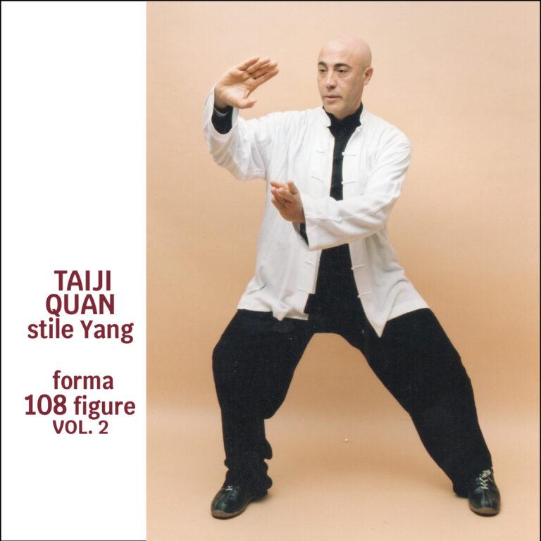 Taiji Quan Stile Yang (Vol.2) Forma 108 figure